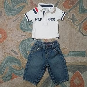Tommy Hilfiger 3-6M baby outfit